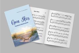 """Notenband """"Open Skies"""" - Poetische Klavierstücke"""