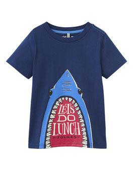 """Joules, Jungen T-Shirt  """"Shark"""", Blau"""