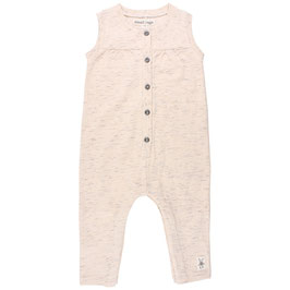 "Small Rags Baby Suit ""Ella"", White Peach"