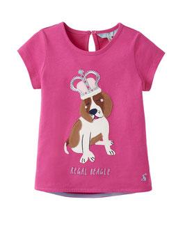 "Joules, Mädchen T-Shirt ""MAGGIE"", Pink"