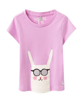 "Joules, Mädchen T-Shirt ""Maggie"", Bunny"