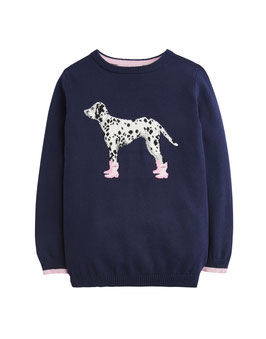 "Joules, Pullover ""Meryl"" Dalmatiner, Navy"