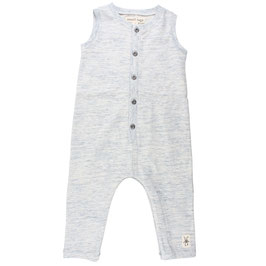 "Small Rags Baby Suit ""Eddy"", Moonbeam"