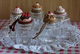 Barattolino cup cake