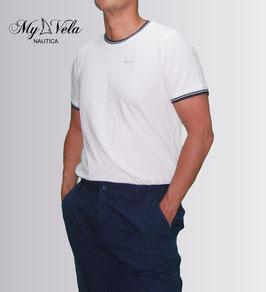 Camiseta Náutica Hombre