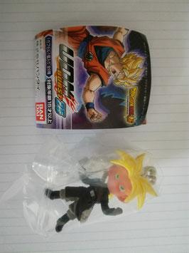 3 gashapons Dragon Ball Super