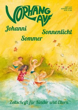 Johanni, Sommer, Sonnenlicht