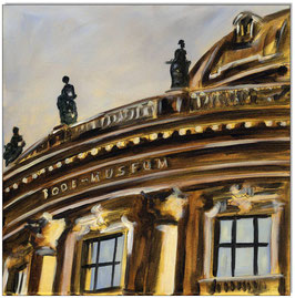 BERLIN: Bodemuseum auf der Museumsinsel