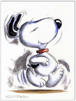 Running Snoopy I