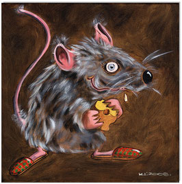 Die Ratte Emil: EMIL I