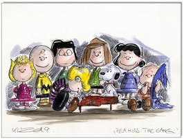 Peanuts The Gang III