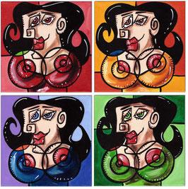 PICASSO Style Erotic Art 6:Die Verwandlungen der Dora Maar