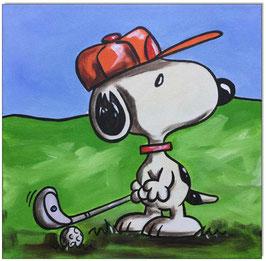 Snoopy Golf