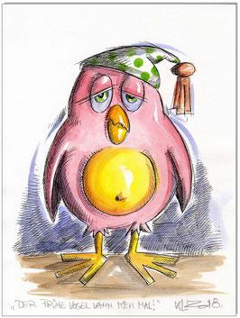Early Bird: Der frühe Vogel kann mich mal