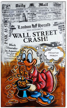 Dagobert Wall Street Crash