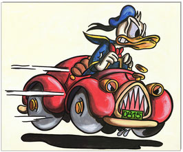 Donald Duck: The Race