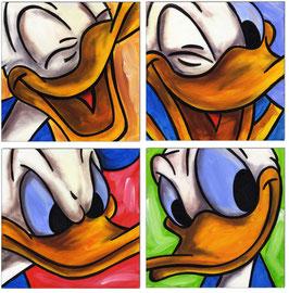 Donald Faces I