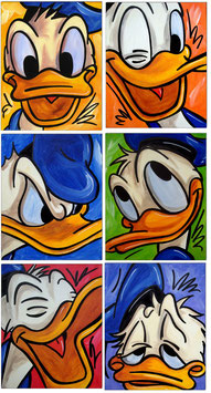 Donald Faces IV