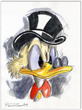 Dagobert Duck Faces V