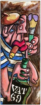 Le peintre du cubisme français