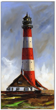 Leuchtturm Westerheversand II