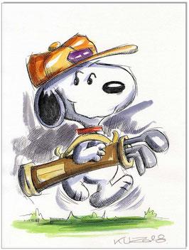 Snoopy Golf III