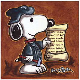 LUTHER Snoopy