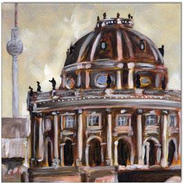BERLIN: Bodemuseum Berliner Museumsinsel