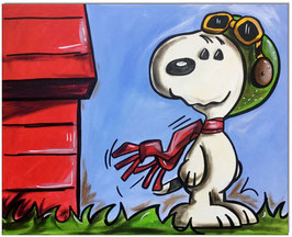Snoopy vs. Red Baron IV