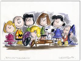 Peanuts The Gang III