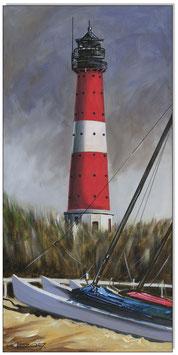 Leuchtturm Hörnum auf Sylt
