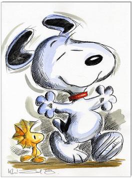 Snoopy & Woodstock III
