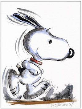 Running Snoopy II