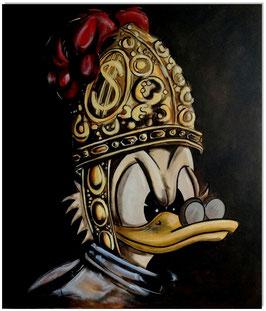 Dagobert with Golden helmet