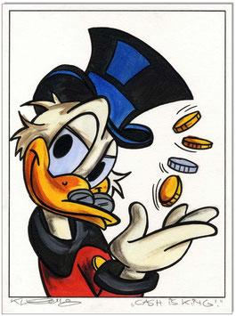 DAGOBERT: Cash is king!