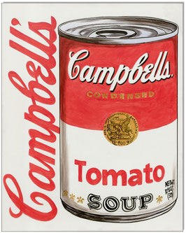 Campbell's soup Can Art II
