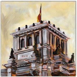 BERLIN: Der Reichstag
