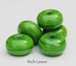 Rich Green, intense green Spacer