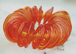 20 Tangerine Slim Discs