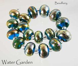 18 Water Garden Beads