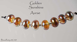 8 Golden Sunshine - Aurae Rounds