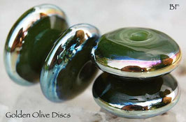 7 Golden Olive Discs