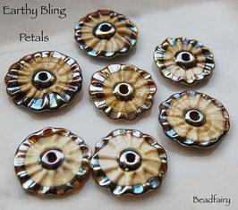 Earthy Bling Petals