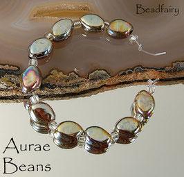 8 Aurae Beans Golden Silvery