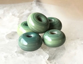 Sea Foam Spacer Beads