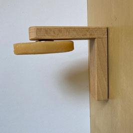 Magnetseifenhalter Holz