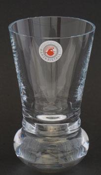 Logenglas, Kristall