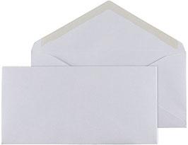 Kuvert Umschlag Din lang (22 x 11 cm) von Bueromac