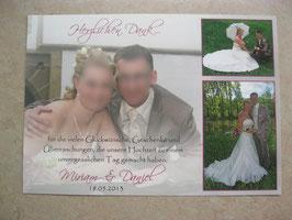 Postkarte, A6, 1-seitig
