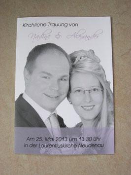 """Programm-Faltblatt """"Wir"""""""